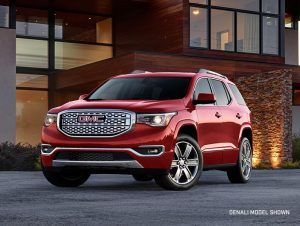 2019 ACADIA 0% FINANCING FOR 84 MONTHS PLUS $2,400 FINANCE CREDIT ON SELECT MODELS