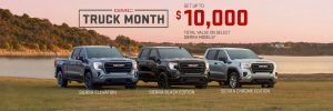 March 2020 GMC Offers At Eastside GM