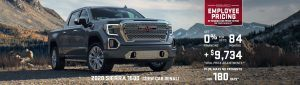 GMC Offers Incentives Employee Pricing Toronto